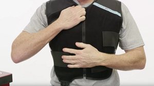 Cooling Vest Application Video
