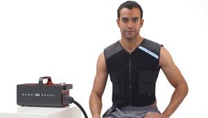 Cooling Vest Patient